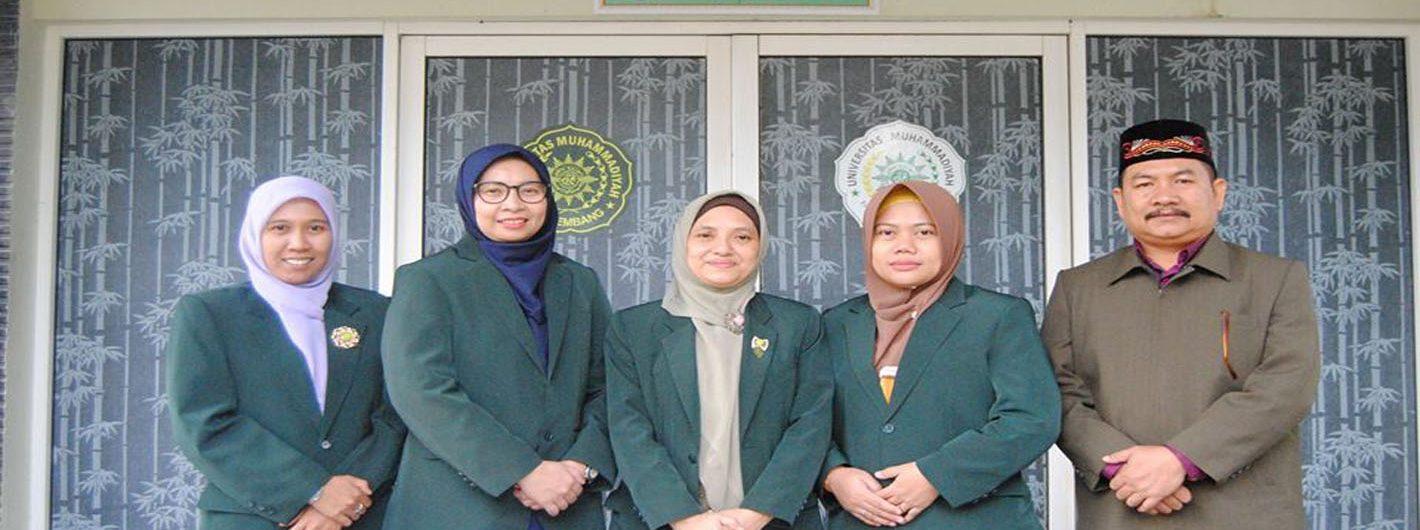 Pimpinan Fakultas Kedokteran Universitas Muhammadiyah Palembang